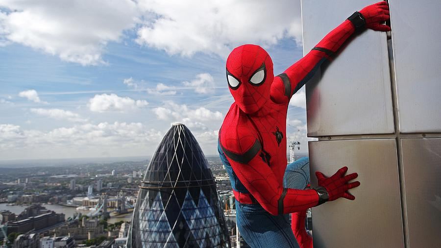 Spider Man Digital Art - Spider-man - Home Coming by Geek N Rock