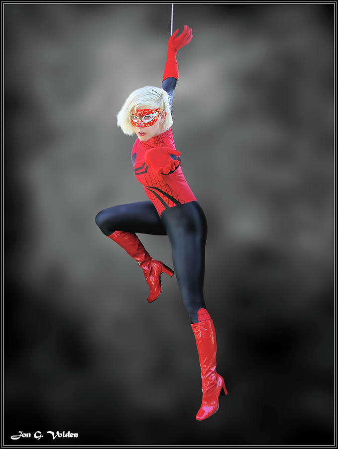 Spider Woman Unbound by Jon Volden