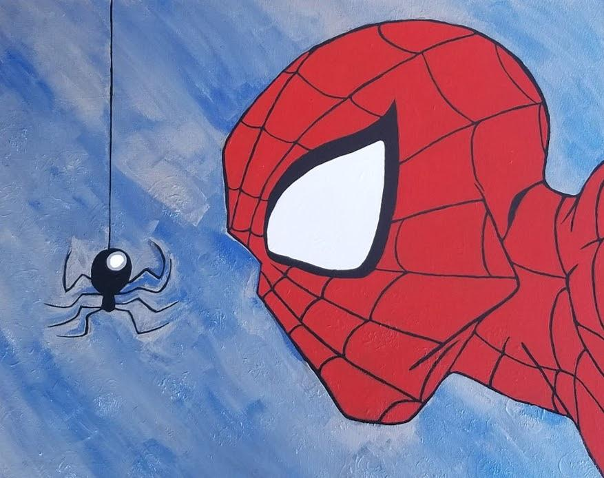 Spiderman by KRISTIN MCDONNEL