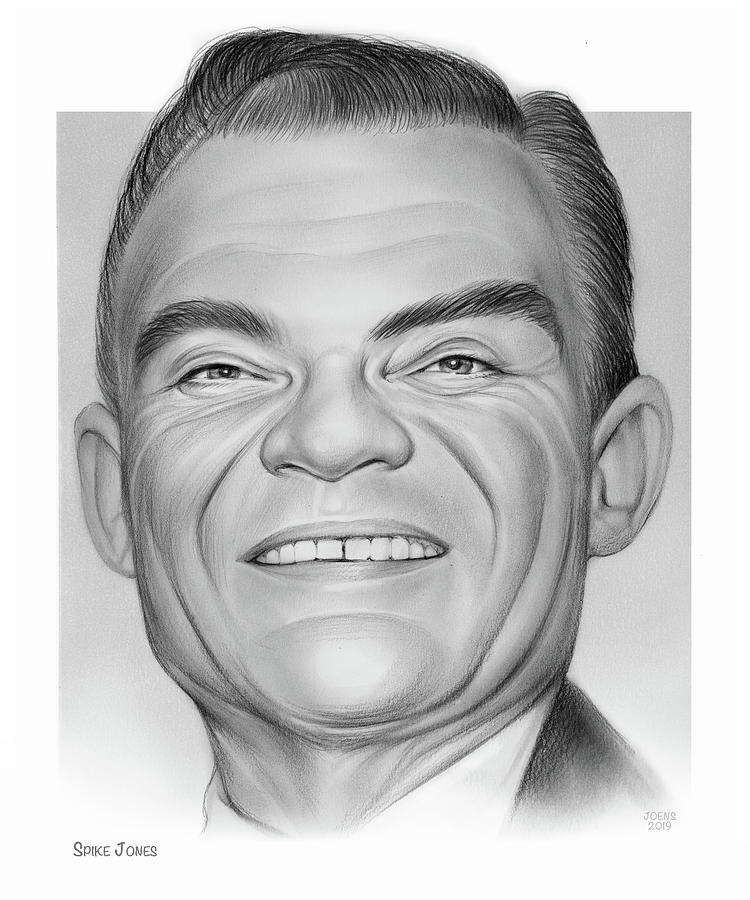 Spike Jones by Greg Joens