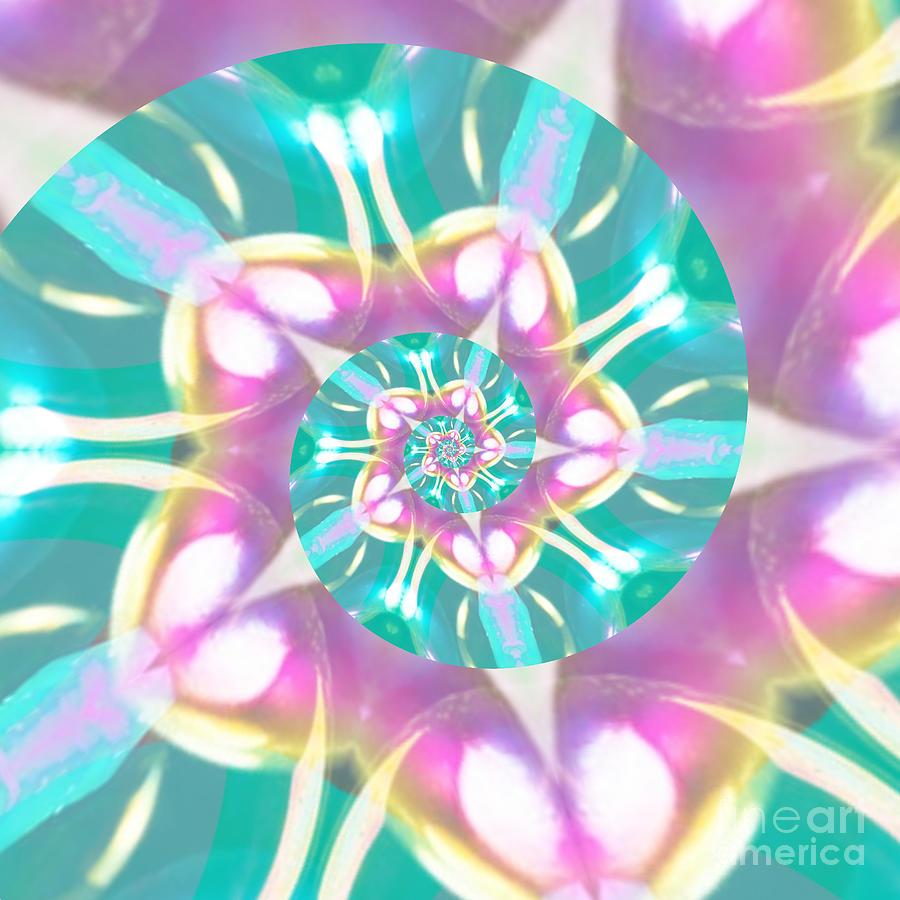 Spiral Zing by Rachel Hannah