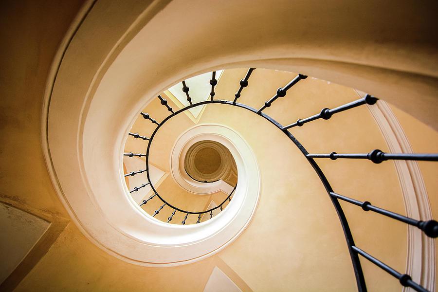 Spiraling Up by Kaishin Chu