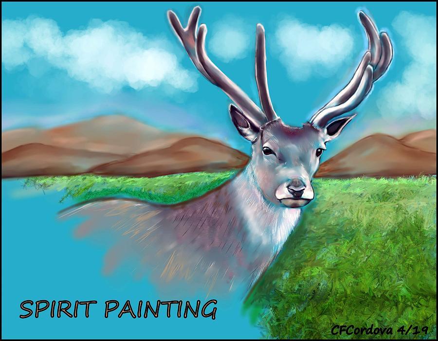 Spirit animal  by Carmen Cordova