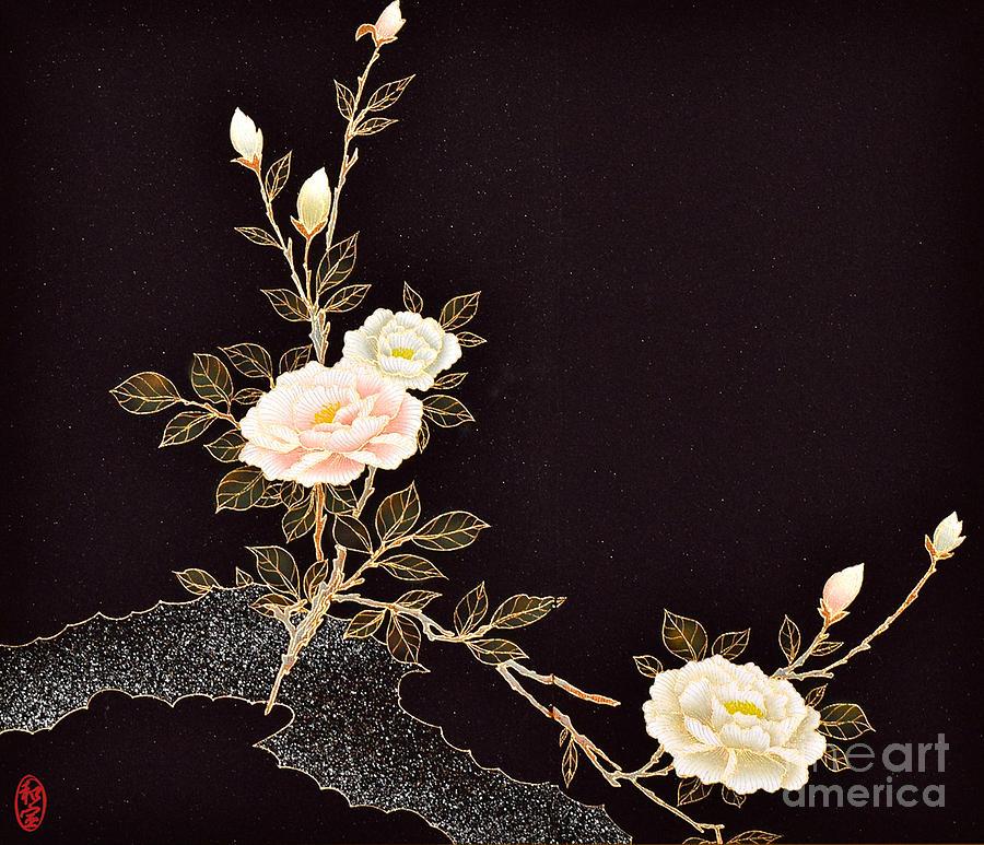 Spirit of Japan H7 Digital Art by Miho Kanamori
