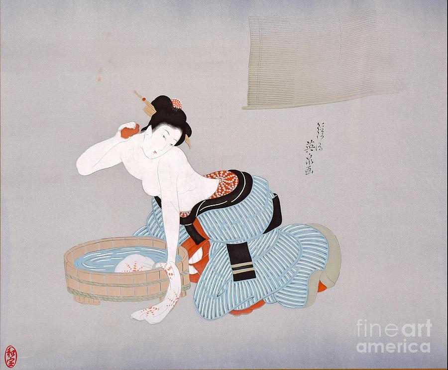 Spirit Of Japan M11 Digital Art by Miho Kanamori
