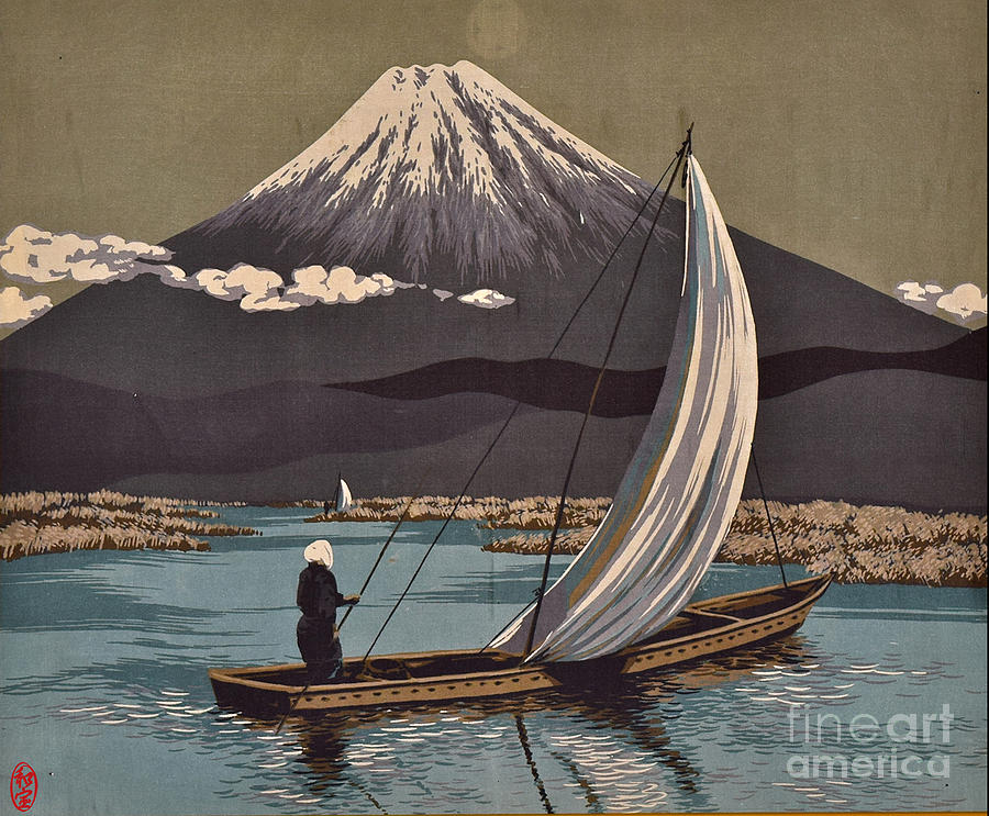 Spirit of Japan M14 Digital Art by Miho Kanamori