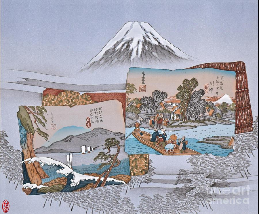Spirit of Japan M9 Digital Art by Miho Kanamori