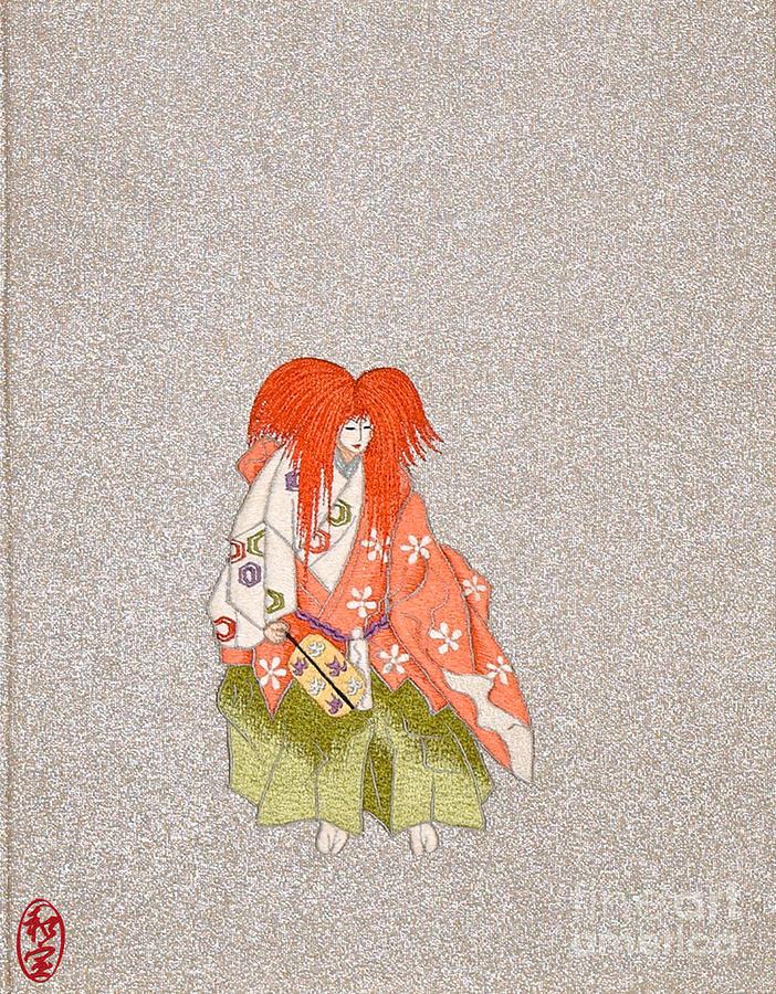 Spirit Of Japan O22 Digital Art by Miho Kanamori