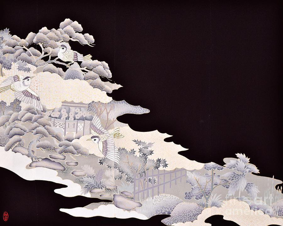 Spirit of Japan T19 Digital Art by Miho Kanamori