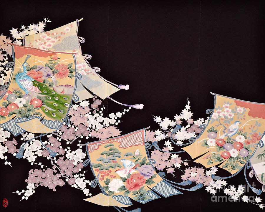 Spirit of Japan T25 Digital Art by Miho Kanamori