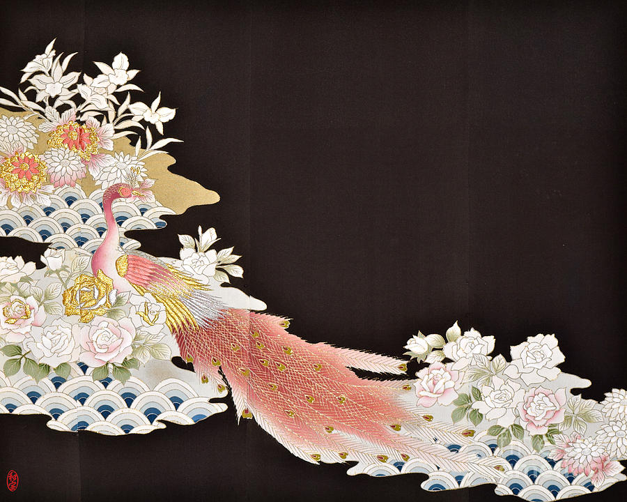 Spirit Of Japan T3 Digital Art by Miho Kanamori