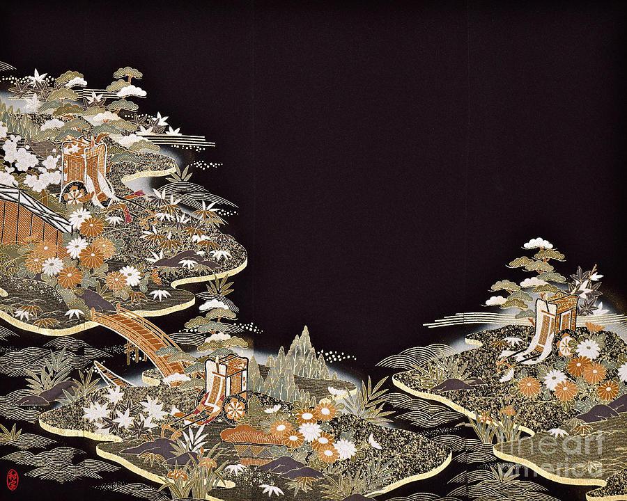 Spirit Of Japan T31 Digital Art by Miho Kanamori
