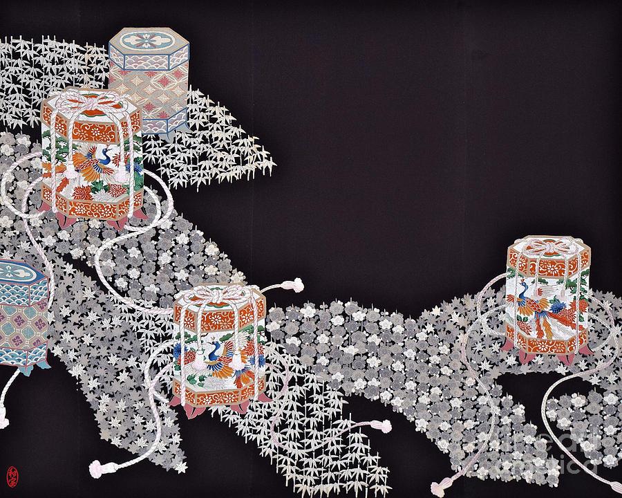 Spirit of Japan T34 Digital Art by Miho Kanamori