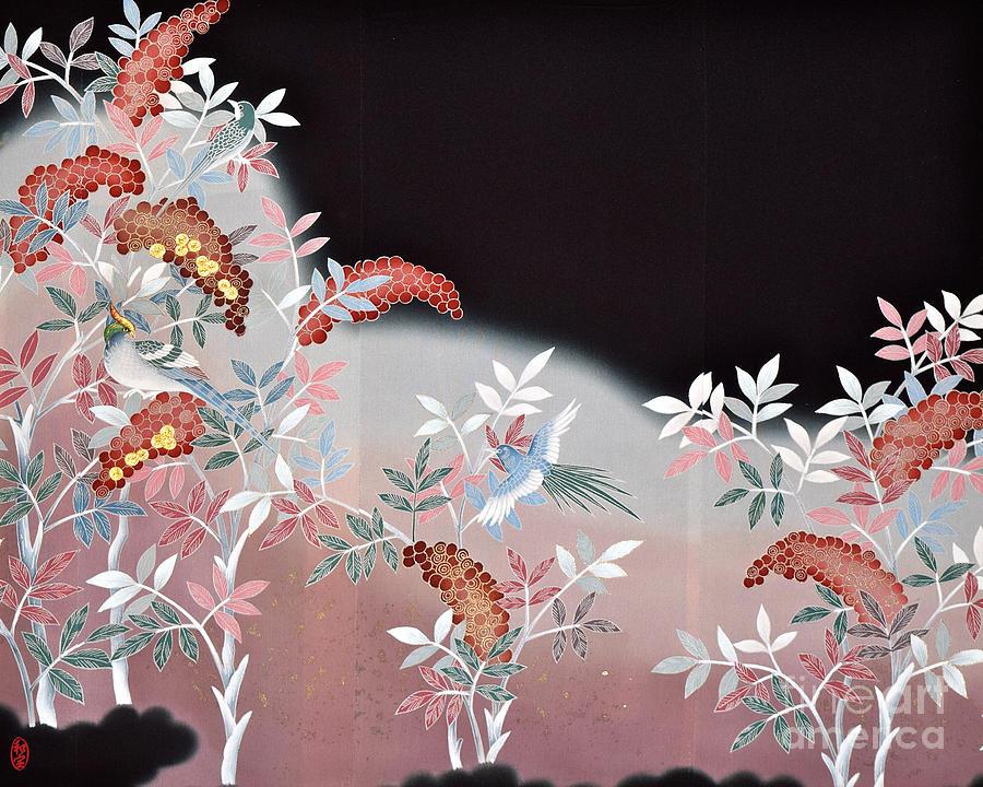 Spirit of Japan T47 Digital Art by Miho Kanamori