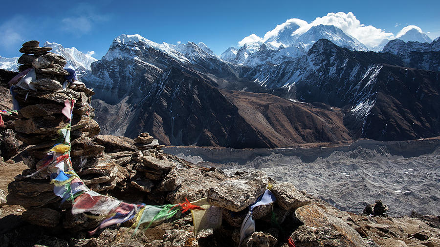 Spirit Of The Himalayas Photograph by Presented By Zolashine
