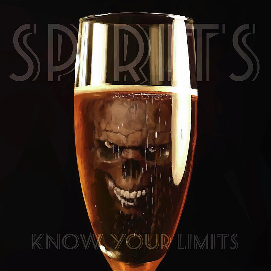 Spirits - Know Your Limits Digital Art