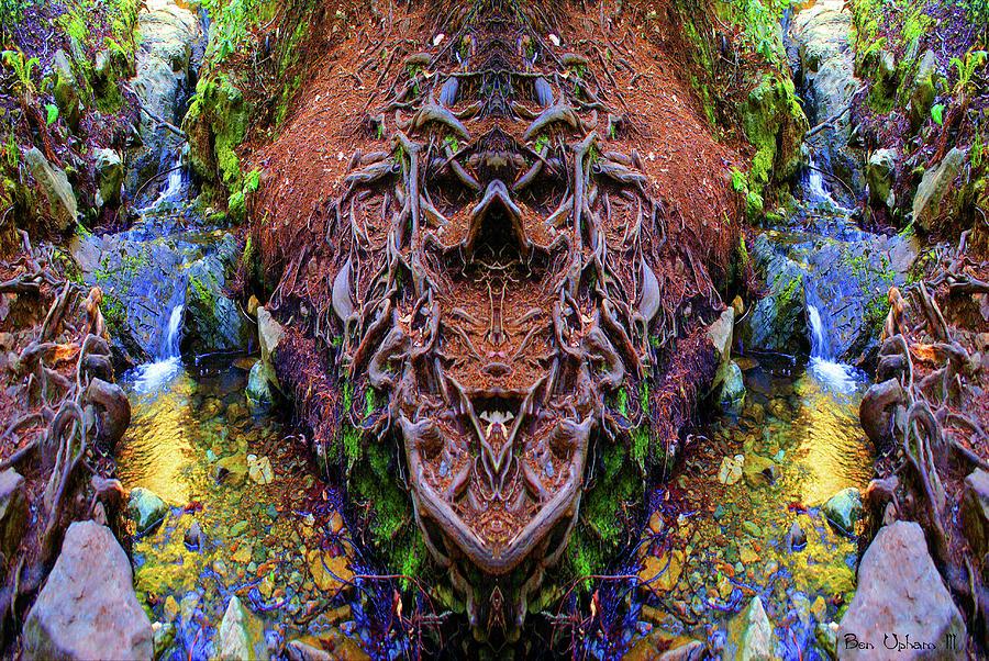 Spirits of the Creek #6 by Ben Upham III
