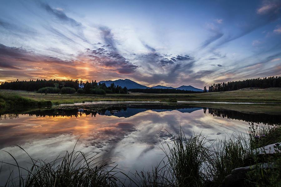 Spiritual Sunset by Diane Mintle