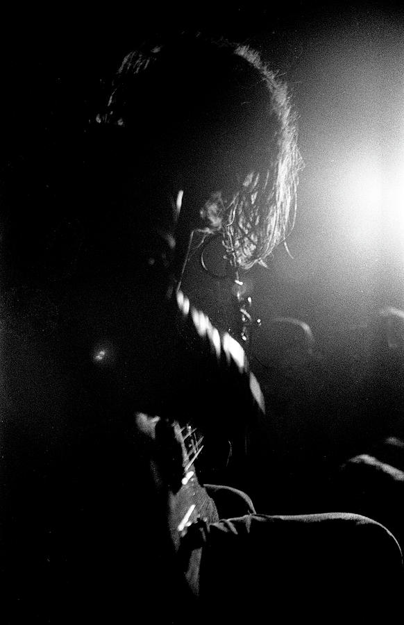 Spiritualized Glasgow 1991 Photograph by Martyn Goodacre