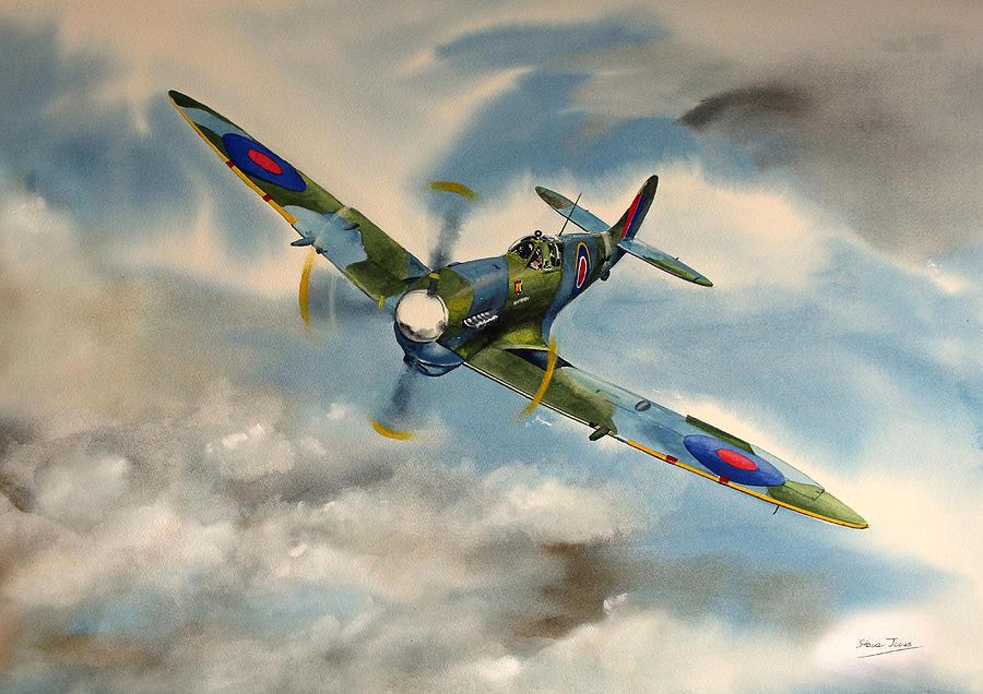Spitfire 2  by Steve Jones
