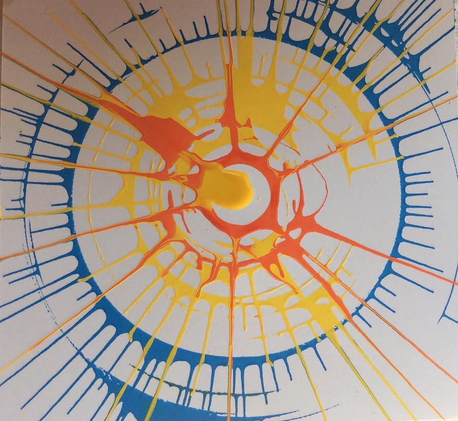 Splash Art 2 by Sam Nelson