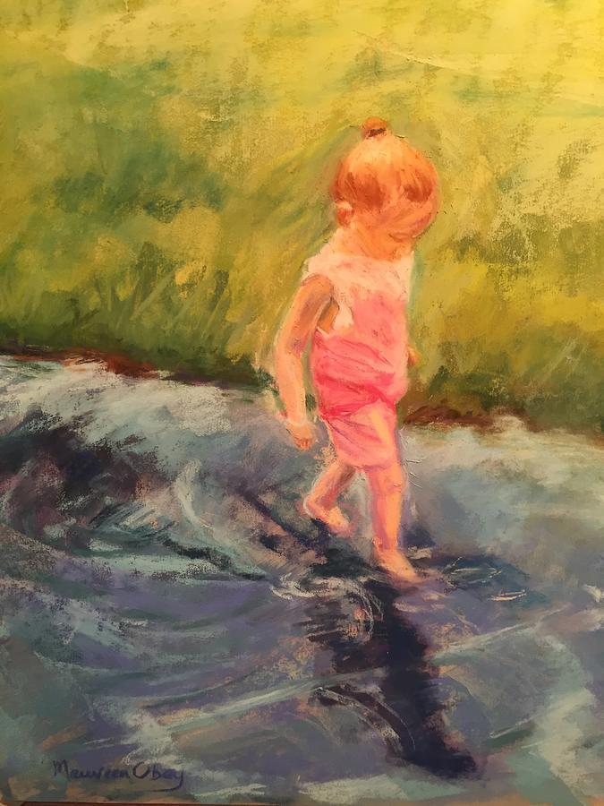 Splish Splash by Maureen Obey