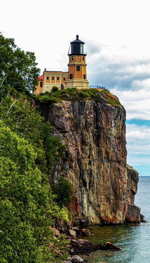 Split-rock Lighthouse by Kevin Banker