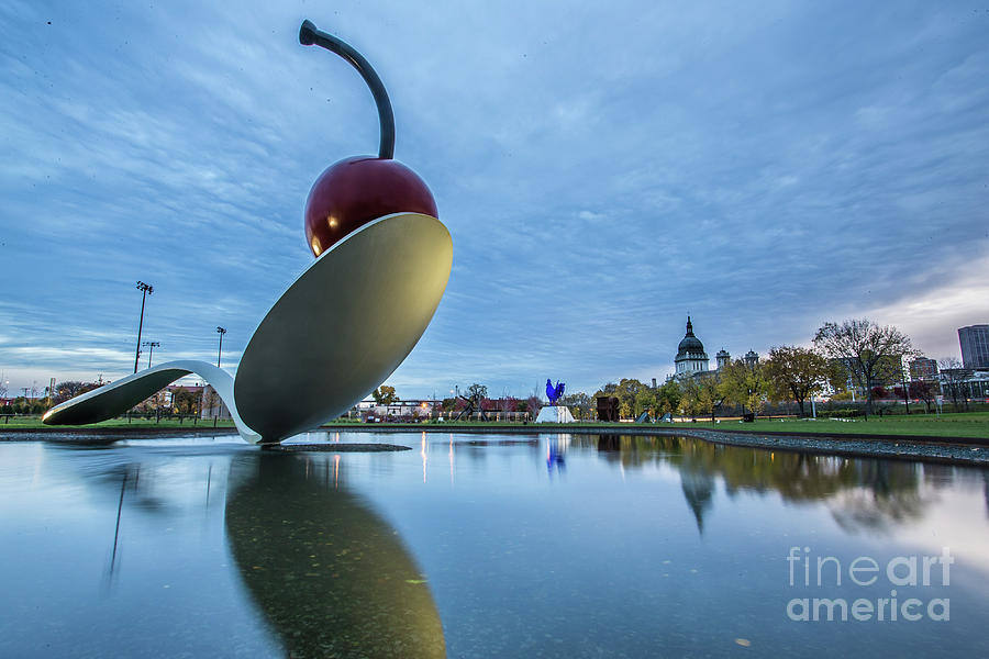 SpoonBridge and Cherry Sunrise by Habashy Photography