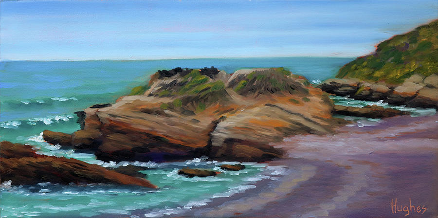 Spooner's Cove by Kevin Hughes