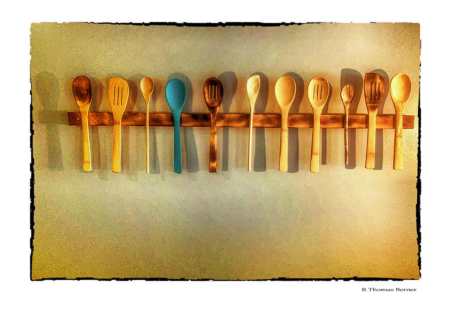 Spoons by R Thomas Berner