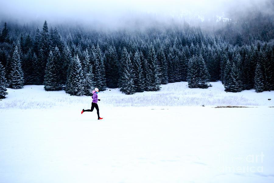 Country Photograph - Sport, Fitness Inspiration And by Blazej Lyjak