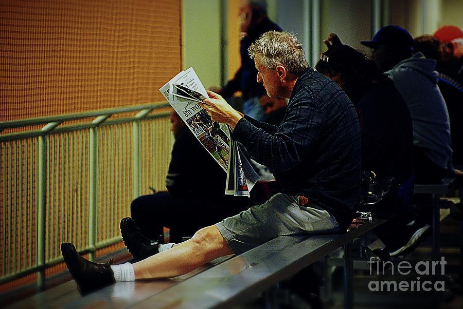 Sports Half-time Photograph
