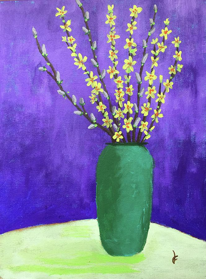 Spring Bouquet by Danielle Fry
