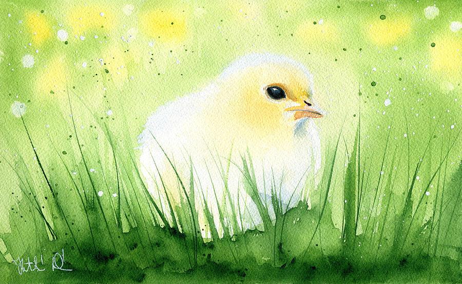 Spring Chick by Dora Hathazi Mendes