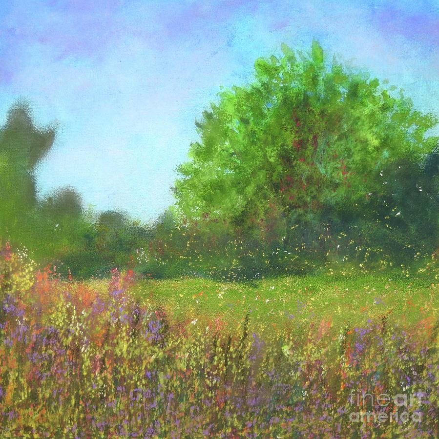 Spring Confetti by Barrie Stark