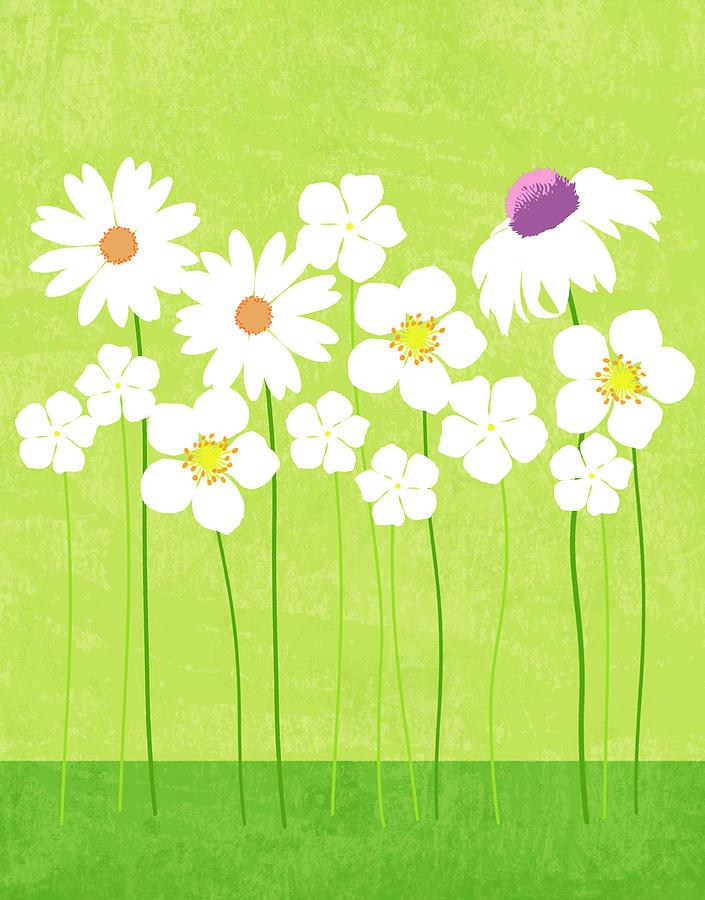 Spring Flowers Digital Art by Don Bishop