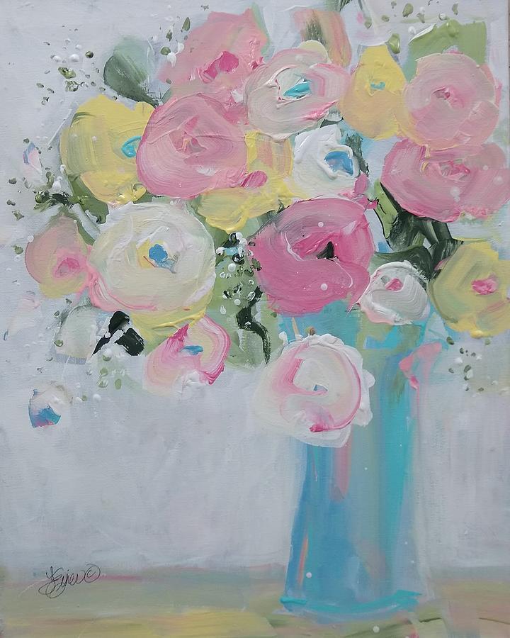 Spring in the Air by Terri Einer
