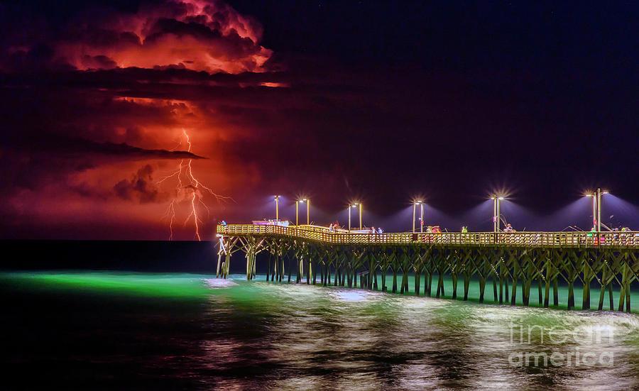 Spring Lightning by DJA Images