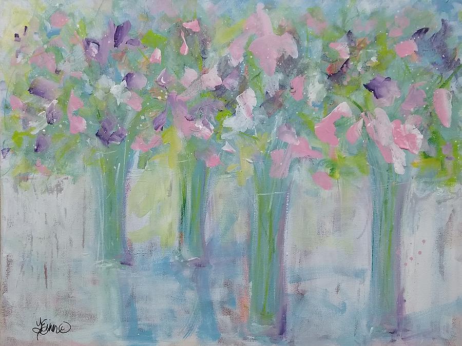 Spring Line-Up by Terri Einer