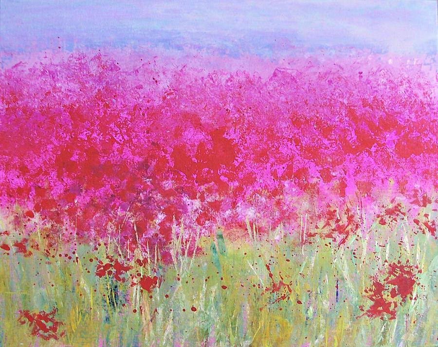 Spring Memory Painting