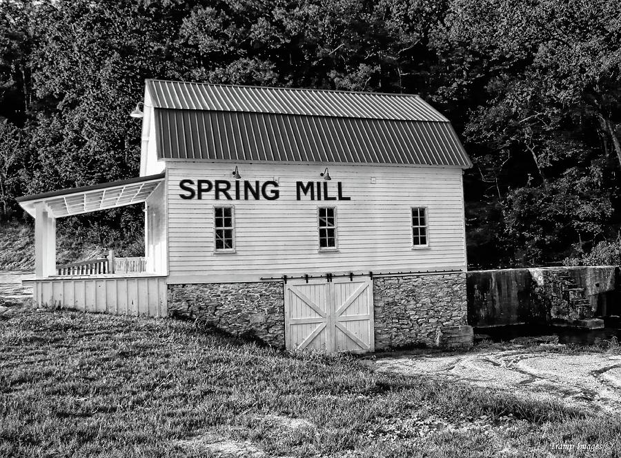 Spring Mill - Cushman, AR by Wesley Nesbitt