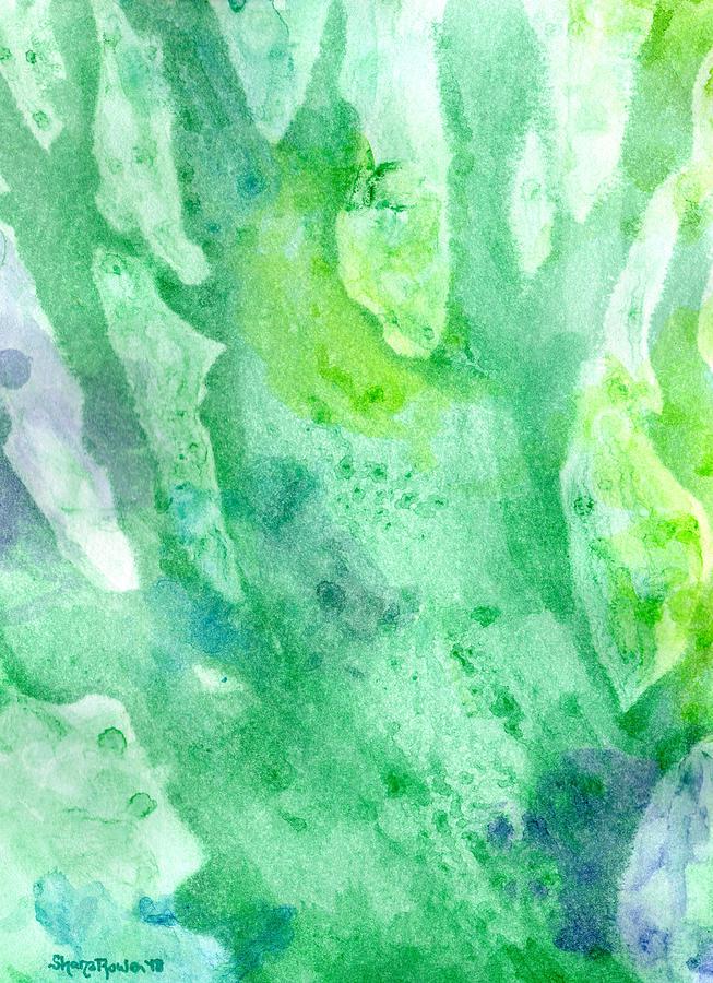 Spring Rainstorm by Shana Rowe Jackson