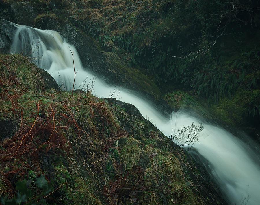 Ireland Photograph - Spring Stream II by Jim Sinkovic