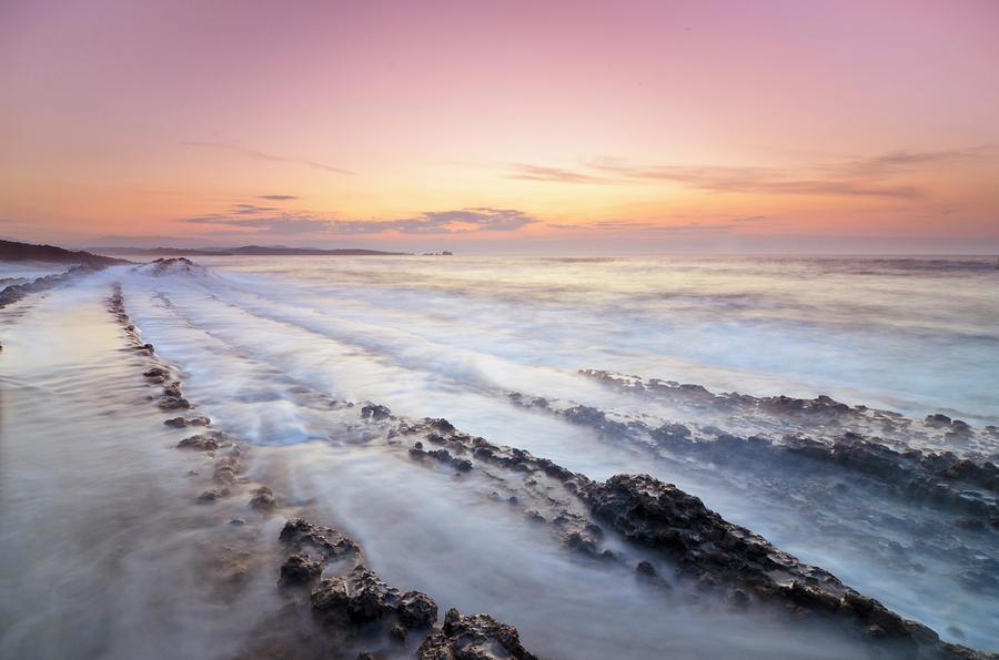 Spring-tide Photograph by Jesús I. Bravo Soler