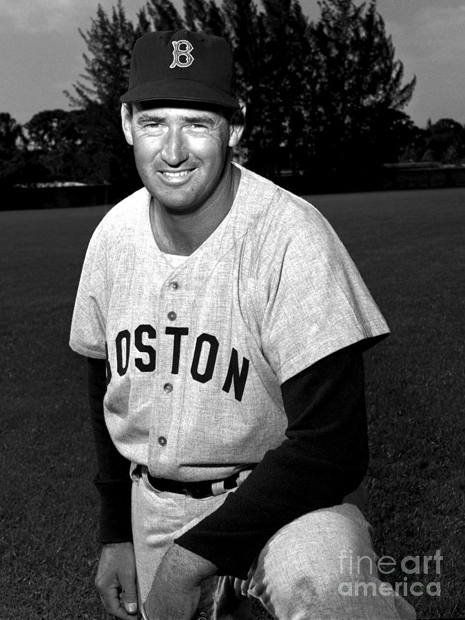 Spring Training - Boston Red Sox Photograph by Olen Collection