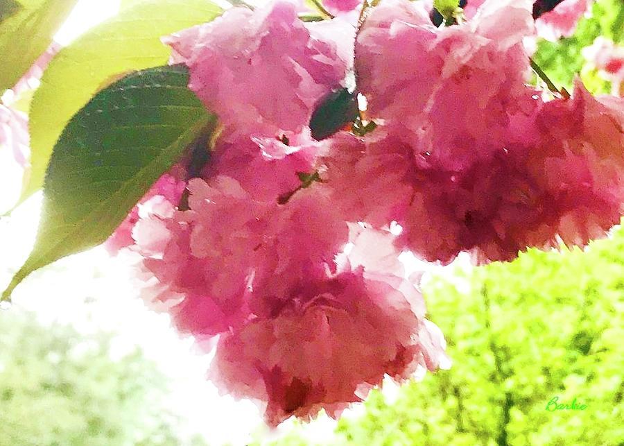 Spring Tree by Barbie Corbett-Newmin
