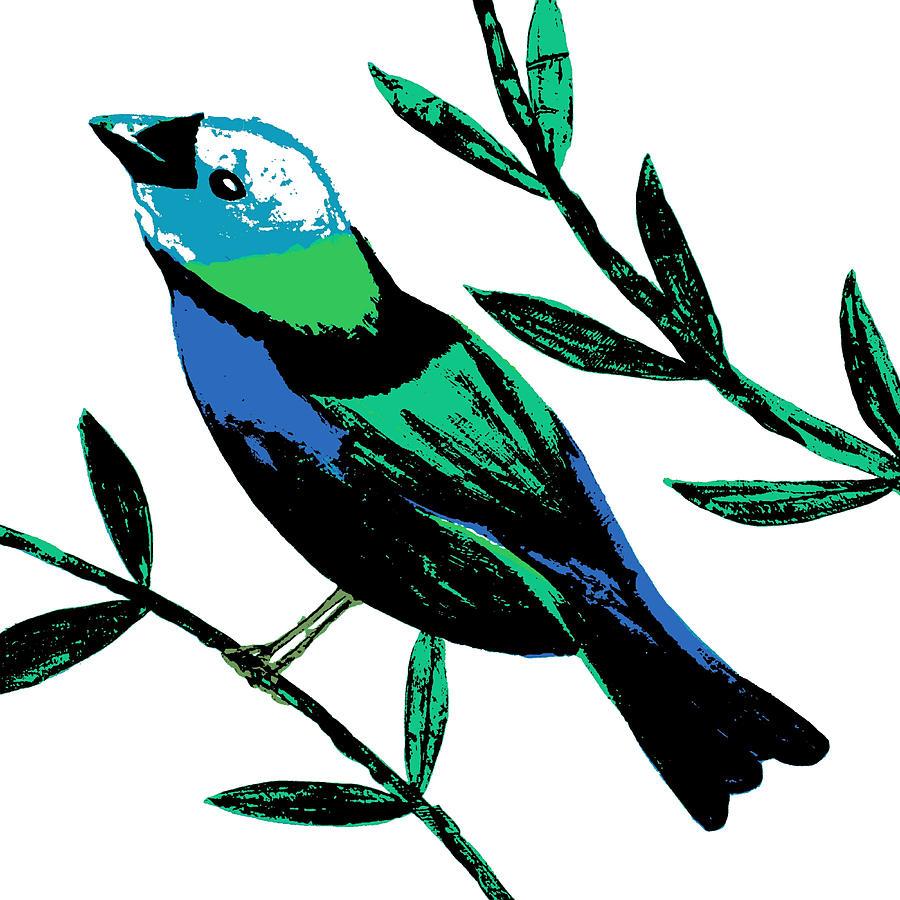 Springbird II by Herb Dickinson