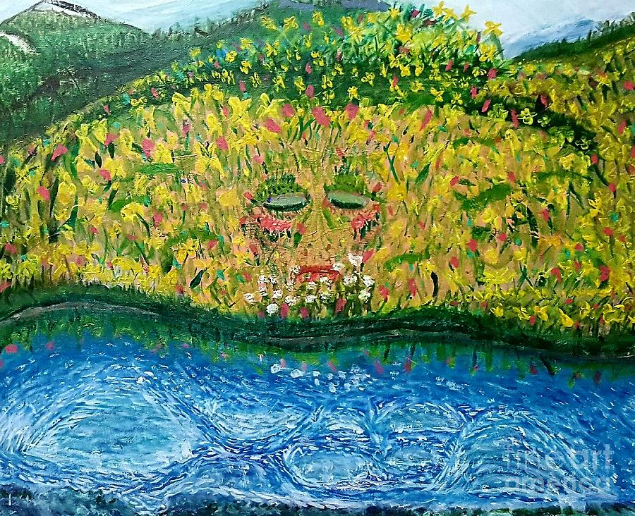 Springs dream by Troy Jones