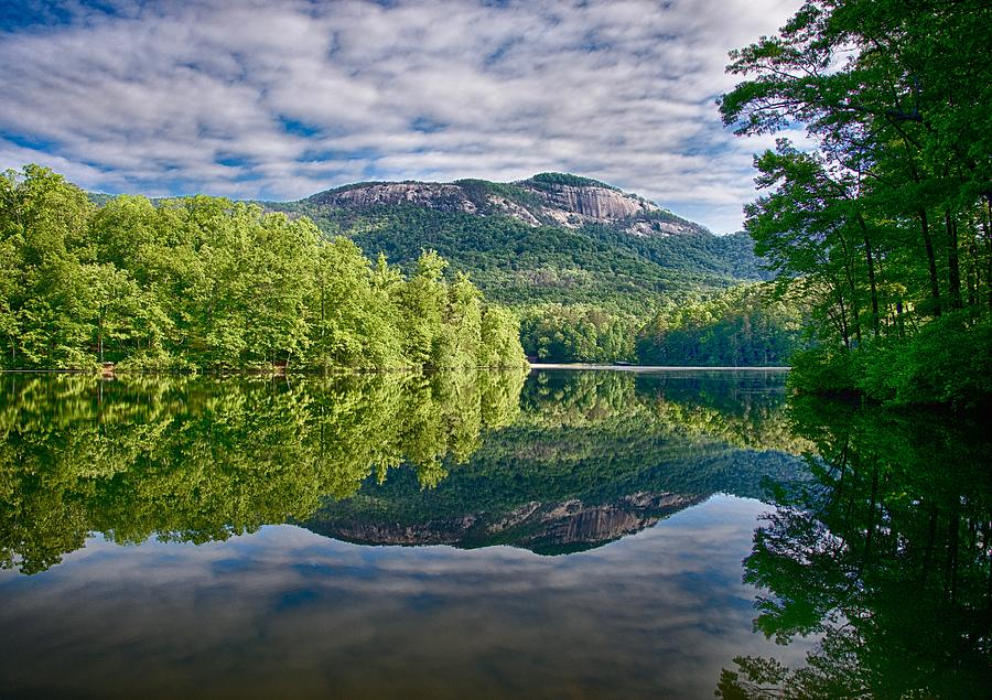 Springtime Reflections at Table Rock by Blaine Owens Photography