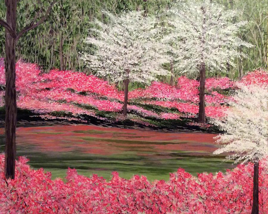 Springtime Splendor by Connie Spencer